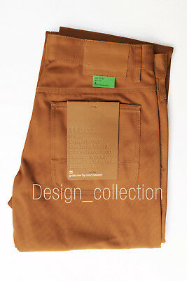 33//32 - OP $US190 G-STAR Marc Newson Chino Anka Brown NEW