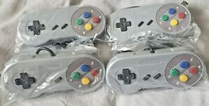 Details about 10 x SNES USB Game Controller Gamepad for Windows PC Mac  Retropie (E)
