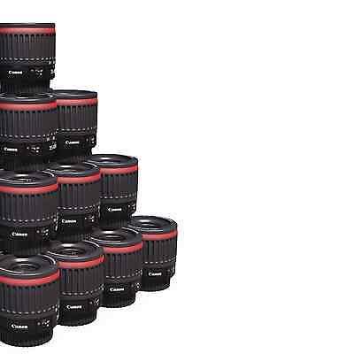 ☀ 1:1 Macro Objectif Canon EF 35-80mm EOS EF-S 1.6x∼60mm-130mm 1.3x∼50mm-100mm ☀