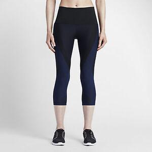 Fitness Women's 010 Nike 810967 140 Capri Zoned Tight Yoga Sculpt Entrenamiento Szxs vUFTxU