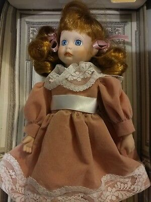Antique Royalty Genuine Porcelain Doll