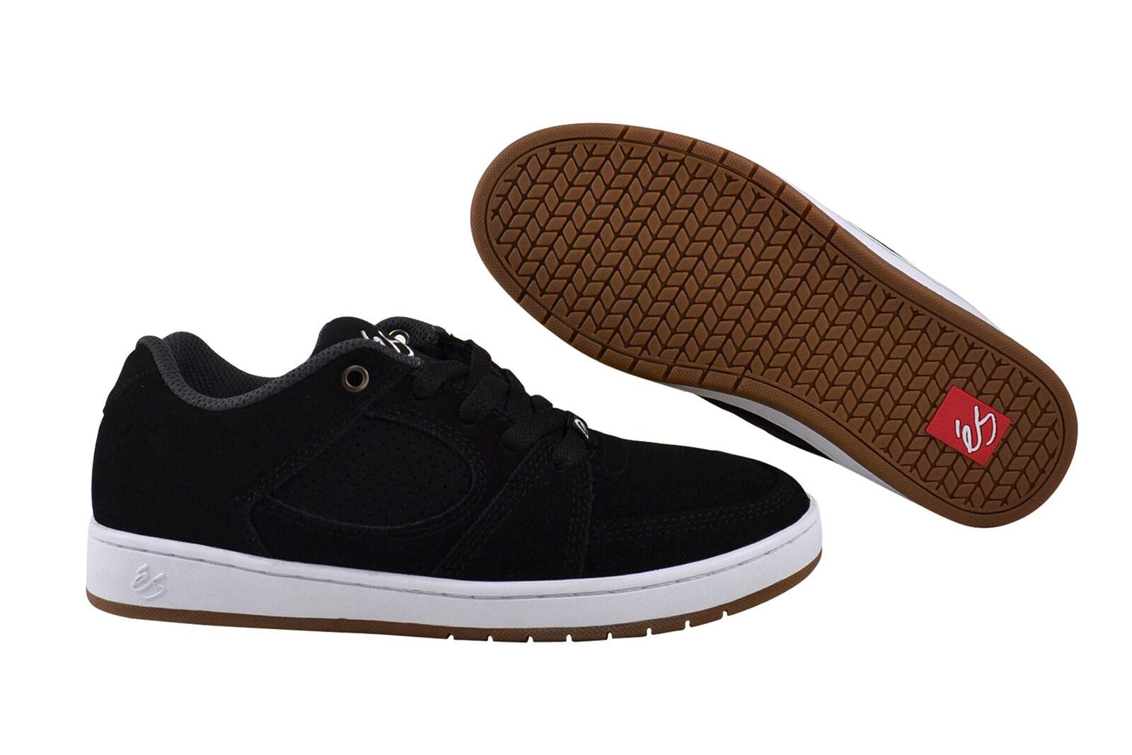 ES Accel Slim schwarz Weiß Turnschuhe Schuhe schwarz