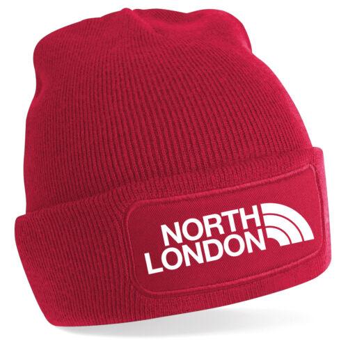 North London Arsenal Highbury Gunner Football Fan Beechfield Beanie 7 colours NF