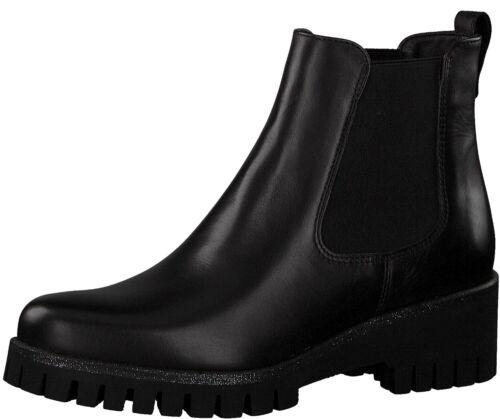 Tamaris Damen Stiefel Stiefeletten Boots Winter 25461-21//003 Schwarz Neu