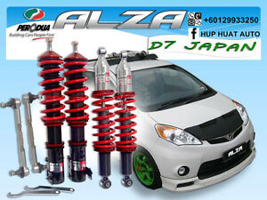 ALZA-D7-JAPAN-Adjustable-Coilover-High-Low-Body-Shift