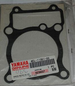 joint d'embase d'origine Yamaha XT 250 1984/87 SR 250 1984/85 réf. 4EL-11351-00