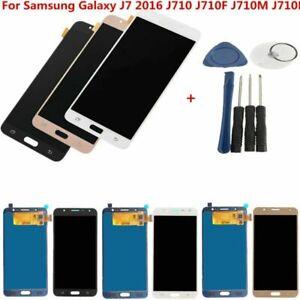 Ecran Tactile Touch Screen LCD Display Pour Samsung Galaxy J7 2016 J710 710F/M/H