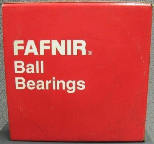 FAFNIR 207KRNPB13 SINGLE ROW BALL BEARING