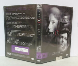 28258-DVD-The-X-Files-Collection-vol-6-ep-1x20-1x21-1x22-1x23