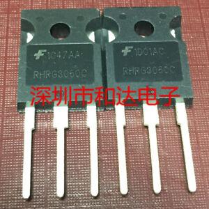 5 x RURG3060 Ultrafast Diode TO-247-2 600V 30A
