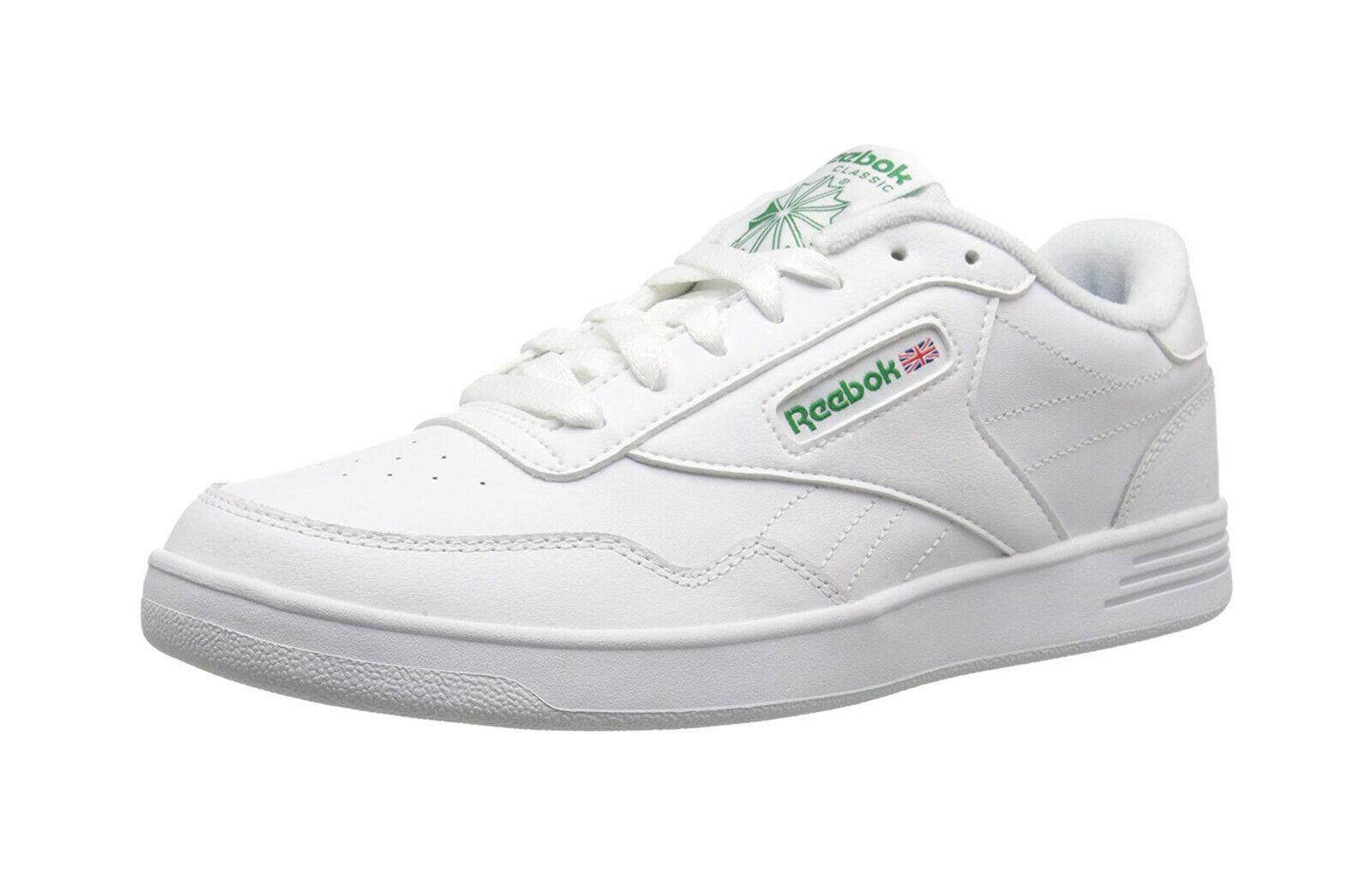 REEBOK Men Shoes Club Memt White Green