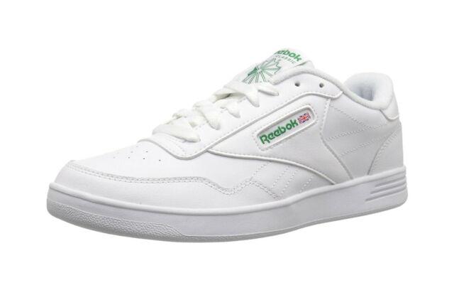 Memt Memory Men Club Shoes White Green Classic Reebok Tech Premium Comfort FK1JTlc3