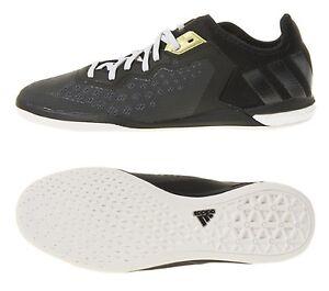 dce5093cc Adidas Men ACE 16.1 Court Indoor Black Futsal Soccer Shoes Boot ...