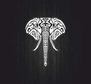 Sticker-tuning-decal-car-motorcycles-elephant-tribal-animal-ganesh-tattoo-r3