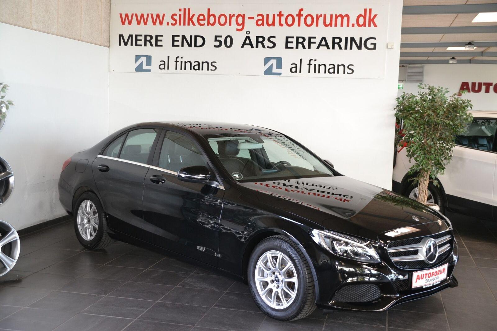 Mercedes C220 d 2,2 Business aut. 4d - 334.900 kr.