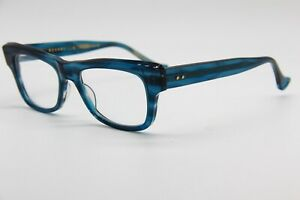 NEW-DITA-BONNEVILLE-DRX-3020-D-BLU-49-BLUE-AUTHENTIC-EYEGLASSES-RX-49-17