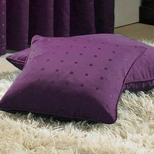 Madison-18-034-Piped-Cushion-Cover-Purple-BNWT