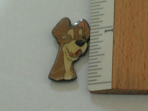 42 Tramp  of Lady and the Tramp Germany Disney Propin Pin