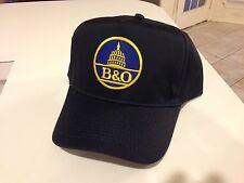 Cap / Hat - B&O Baltimore and Ohio Railroad