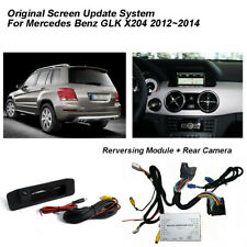 Handle Camera Last Style 2013-2015 Mercedes-benz Glk-class X204 Rearview Camera Interface Vehicle Electronics & Gps