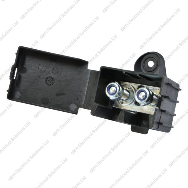 2 Way Bus Bar 300A Rated Automotive /& Marine Power Jointing//Distribution Block