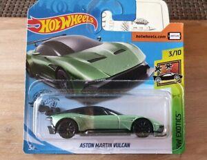 1 64 Hot Wheels 2019 Aston Martin Vulcan New Colour N Case Neu Ovp Green Grün Ebay