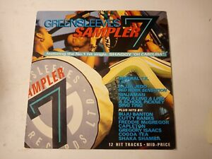 Greensleeves-Sampler-7-Various-Artists-Vinyl-LP-1993