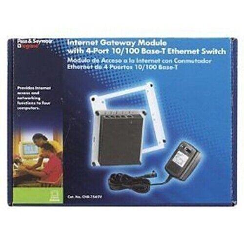 Pass /& Seymour CNR-7562V Internet Gateway Module Switch