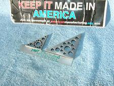 Triangles 23 Tall Angle Gage Blocks 45 Vintage Toolmaker Machinist Inspect