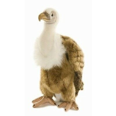 Hansa Toys Vulture Bird 3413 Realistic Plush Stuffed Animal New Christmas Gift