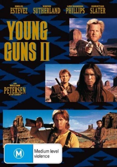 Young Guns II, 2 (DVD, 2006)
