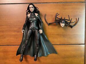 Marvel Legends Hela Figure Thor Ragnarok Hasbro