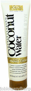 Xpel-Body-Care-XBC-Revitalising-Coconut-Water-Hydrating-Shower-Creme-Cream-300ml