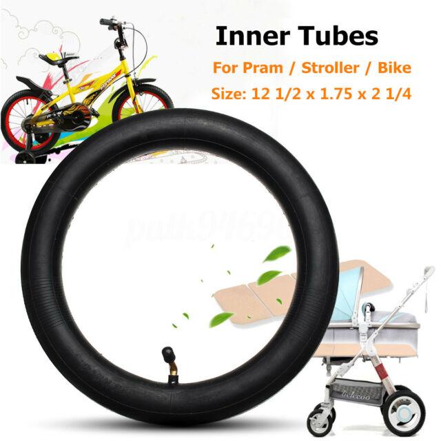 Pair of Inner Tubes Pram Pushchair Buggy Stroller x2
