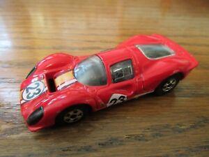 2001 Hot Wheels Ferrari P 4 Made In Thailand 52915 Ebay