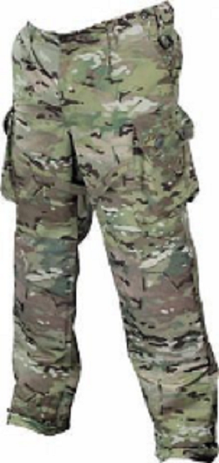 Bundeswehr Köhler German Army KSK MULTICAM Combat Hose pants XXLarge / 2XL