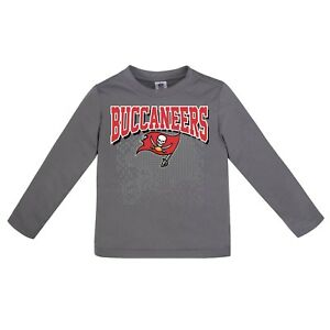 39b7a09f Image is loading Tampa-Bay-Buccaneers-Performance-Baby-Toddler-Shirt-Long-
