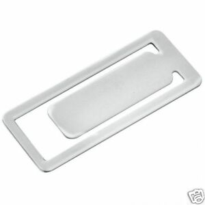Personalised-Chrome-Plated-Rectangle-Bookmark-Engraved-with-Any-Message