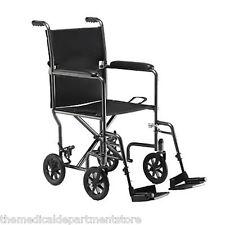 ProBasics Lightweight Folding Transport Wheelchair 9105