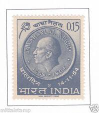 PHILA408 INDIA 1964 SINGLE MINT STAMP OF NATIONAL CHILDREN DAY JAWAHARLAL NEHRU