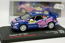 Ixo Presse 1/43 - Peugeot 307 WRC Rallye Catalogne 2009