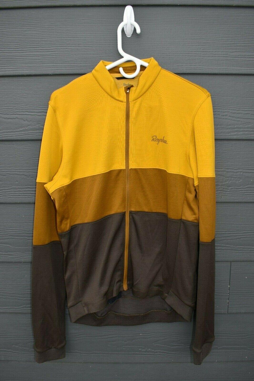 Rapha Short Sleeve Tricolour Jersey Grey Sizes Medium /& Large BNWT