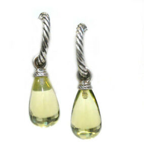 silver lemon cheap g w carat get on deals earrings t shopping sterling hoop quotations citrine guides find