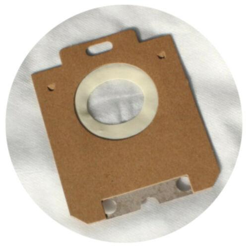 40 Staubsaugerbeutel geeignet f Philips Power Go FC 8240//09 Filterbeutel Säcke