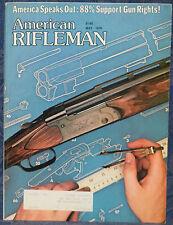Vintage Magazine American Rifleman MAY 1979 !!! REMINGTON Model 3200 SHOTGUN !!!