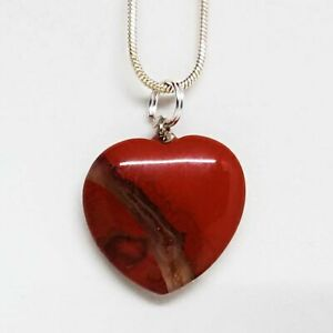 Red-Jasper-Small-Heart-Necklace-Crystal-Heart-Pendant-Necklace-18-034