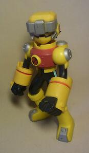 Megaman Action Figur Guts Soul Höhe ca. 24 cm