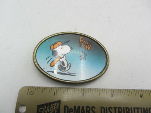 Vintage Oden USA Cartoon Snoopy Peanuts Baseball P