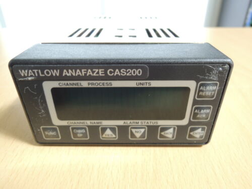 Free Expedited Shipping Details about  /WATLOW ANAFAZE CAS200