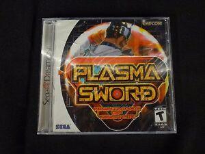 Plasma-Sword-Nightmare-of-Bilstein-Sega-Dreamcast-2000-Brand-New-Sealed